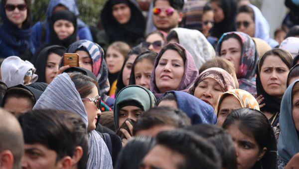 アフガニスタン、女性 - Sputnik 日本