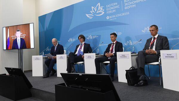 ウラジオストクの東方経済フォーラム - Sputnik 日本
