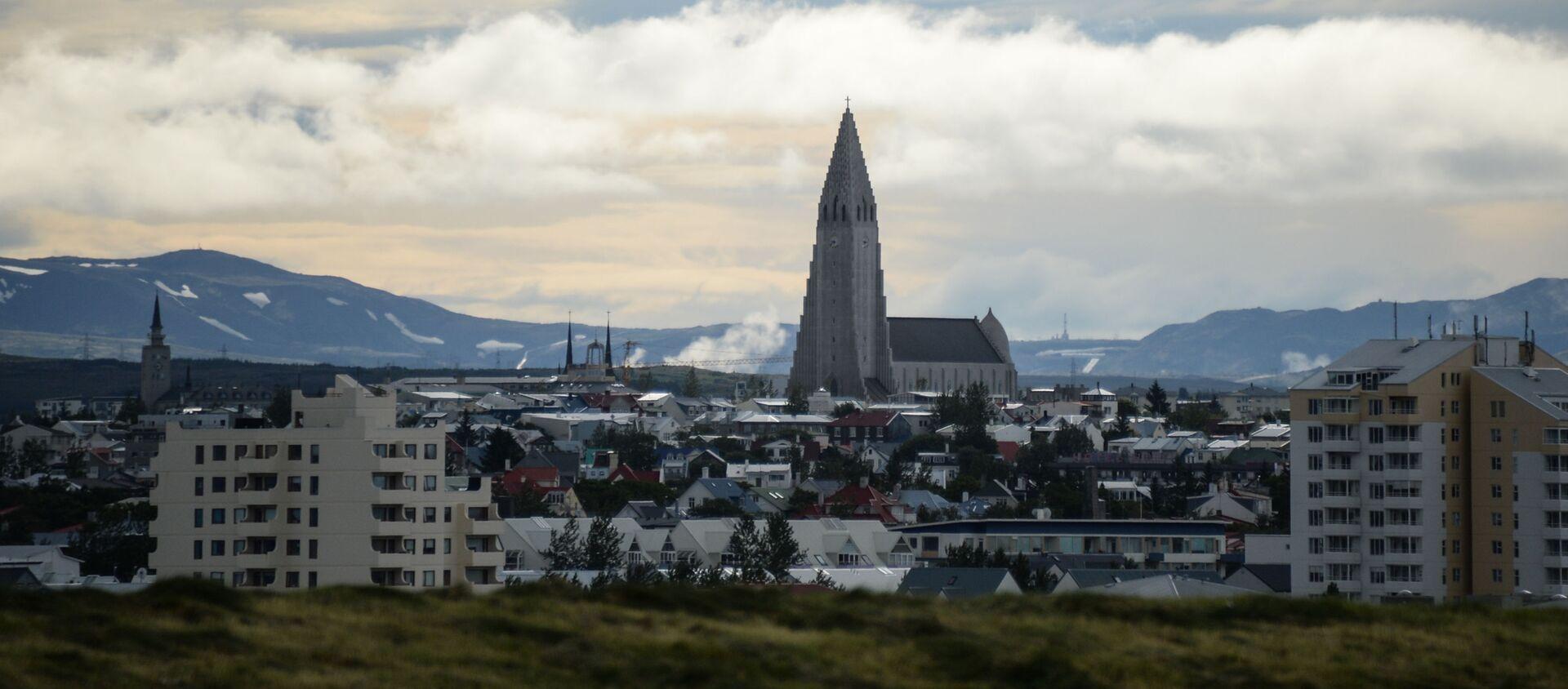 アイスランドで大気から二酸化炭素を抽出する世界最大の工場が開設 - Sputnik 日本, 1920, 09.09.2021