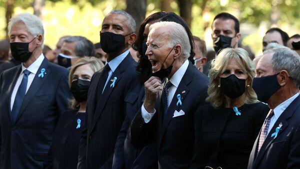 米国同時多発テロの追悼式、ニューヨークで閉会 - Sputnik 日本