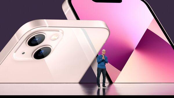 アップルのティム・クック最高経営責任者(CEO)、iPhone 13のプレゼンテーション - Sputnik 日本