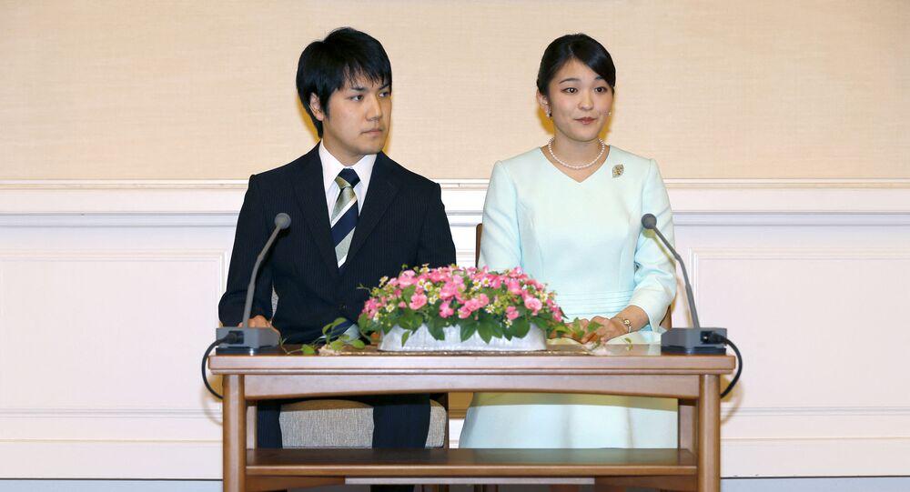 宮内庁 眞子さまと小室さんの結婚を発表