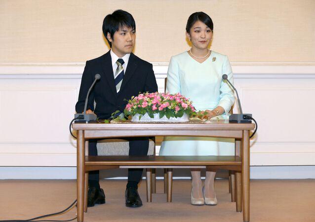 小室圭さん、日本に帰国 約3年2カ月ぶり