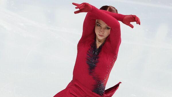 アレクサンドラ・トルソワ選手 - Sputnik 日本