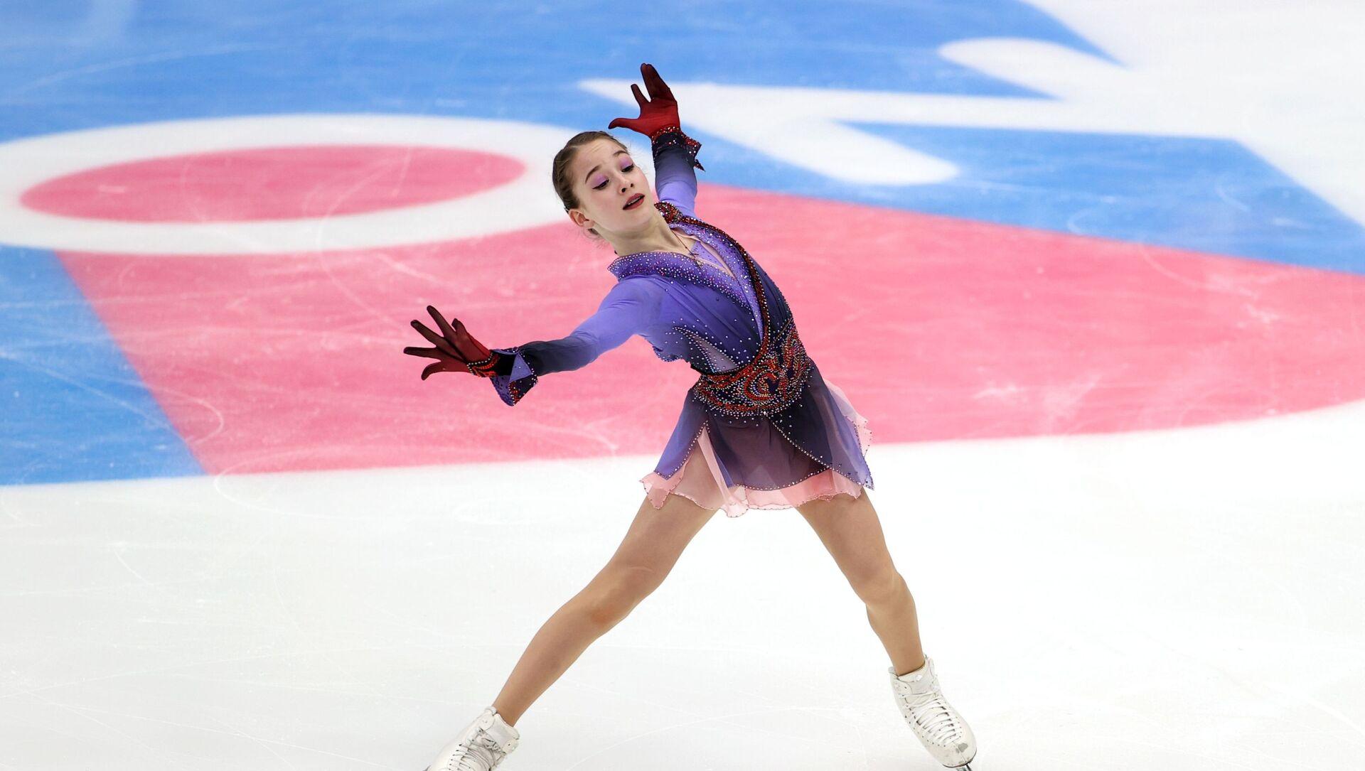 アカチエワはロシアのフィギュアスケート界の若き新星 彼女はライバルを凌駕できるのか? - Sputnik 日本, 1920, 30.09.2021