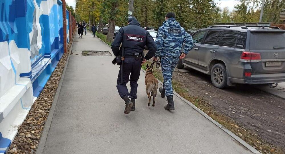 ロシア・ペルミ大銃撃、死者は6人 捜査委員会が発表