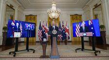 米英豪の新たな軍事同盟「AUKUS」について我われは何を知っているのか?