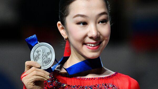 エリザベート・トゥルシンバエワ選手 - Sputnik 日本