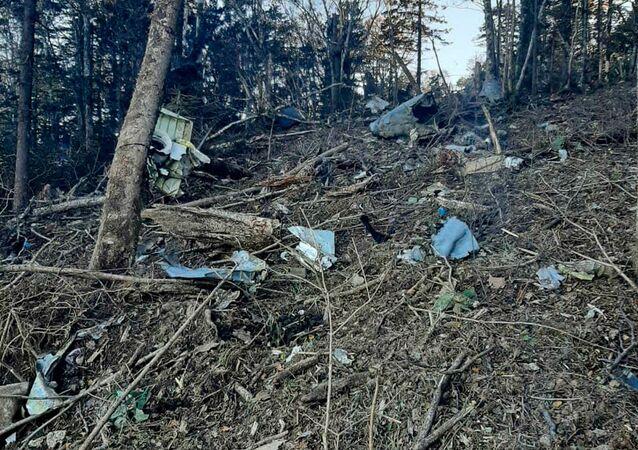 ハバロフスク郊外でAn-26機墜落 乗員全員死亡