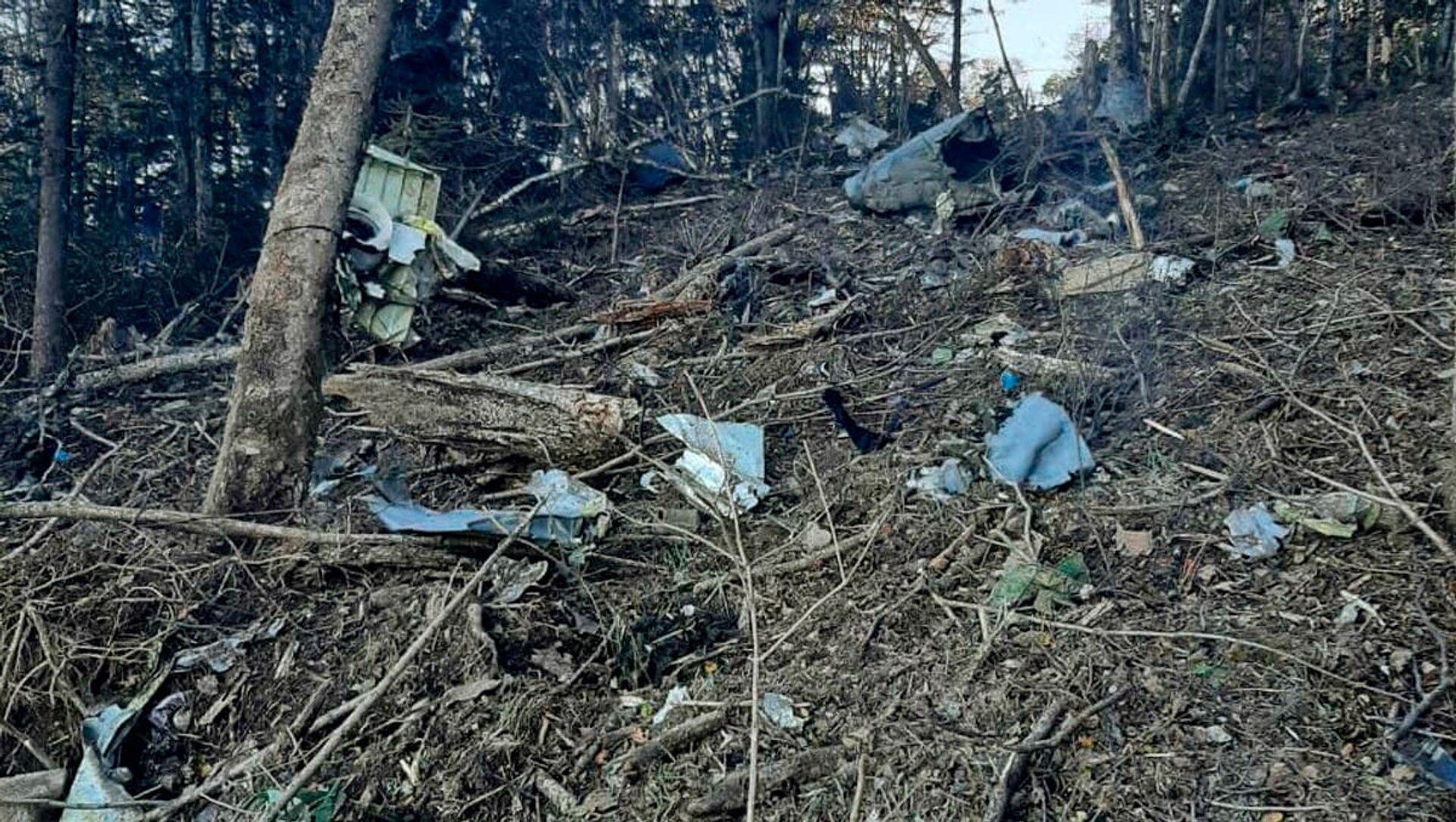 ハバロフスク郊外でAn-26機墜落 乗員全員死亡 - Sputnik 日本, 1920, 23.09.2021