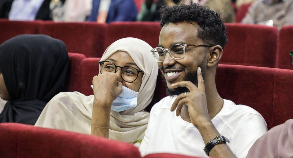ソマリアで30年ぶりに映画上映