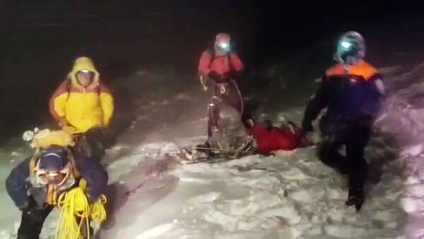 エルブルス山で登山グループが遭難 - Sputnik 日本