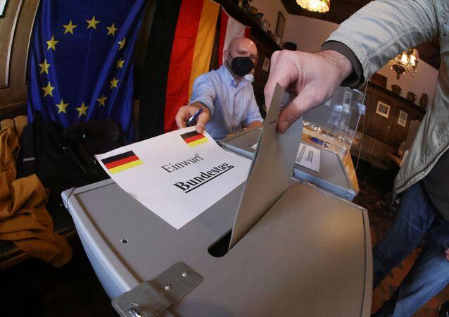 ドイツ議会選挙