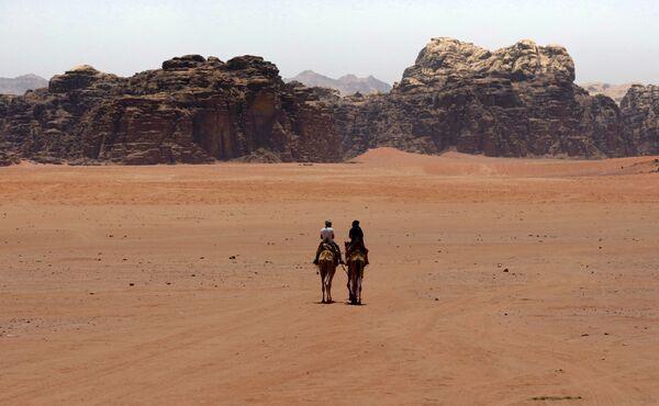 『オデッセイ』のロケ地となったヨルダン南部に広がる砂漠、ワディ・ラム - Sputnik 日本