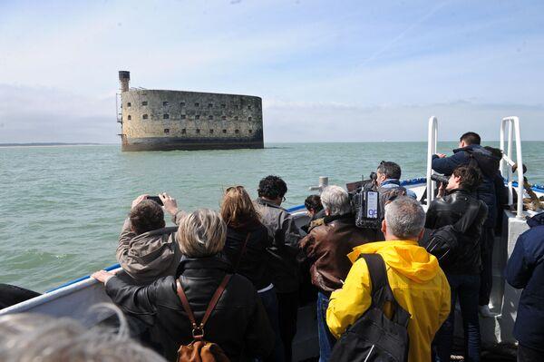 『冒険者たち』のロケ地となったフランス南西部、ラ・ロシェルにあるボイヤール要塞 - Sputnik 日本