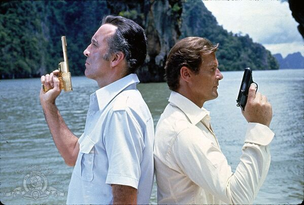 映画『007 黄金銃を持つ男』(1974)に登場する島 - Sputnik 日本