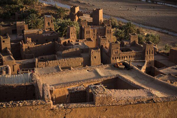 『ゲーム・オブ・スローンズ』のロケ地となったモロッコ・アイットベンハドゥの要塞 - Sputnik 日本