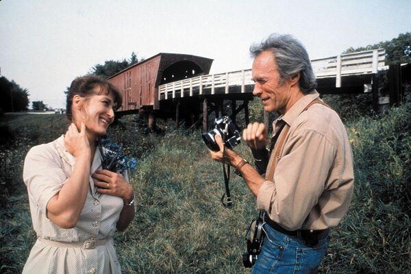 映画『マディソン郡の橋』(1995)に登場する橋 - Sputnik 日本