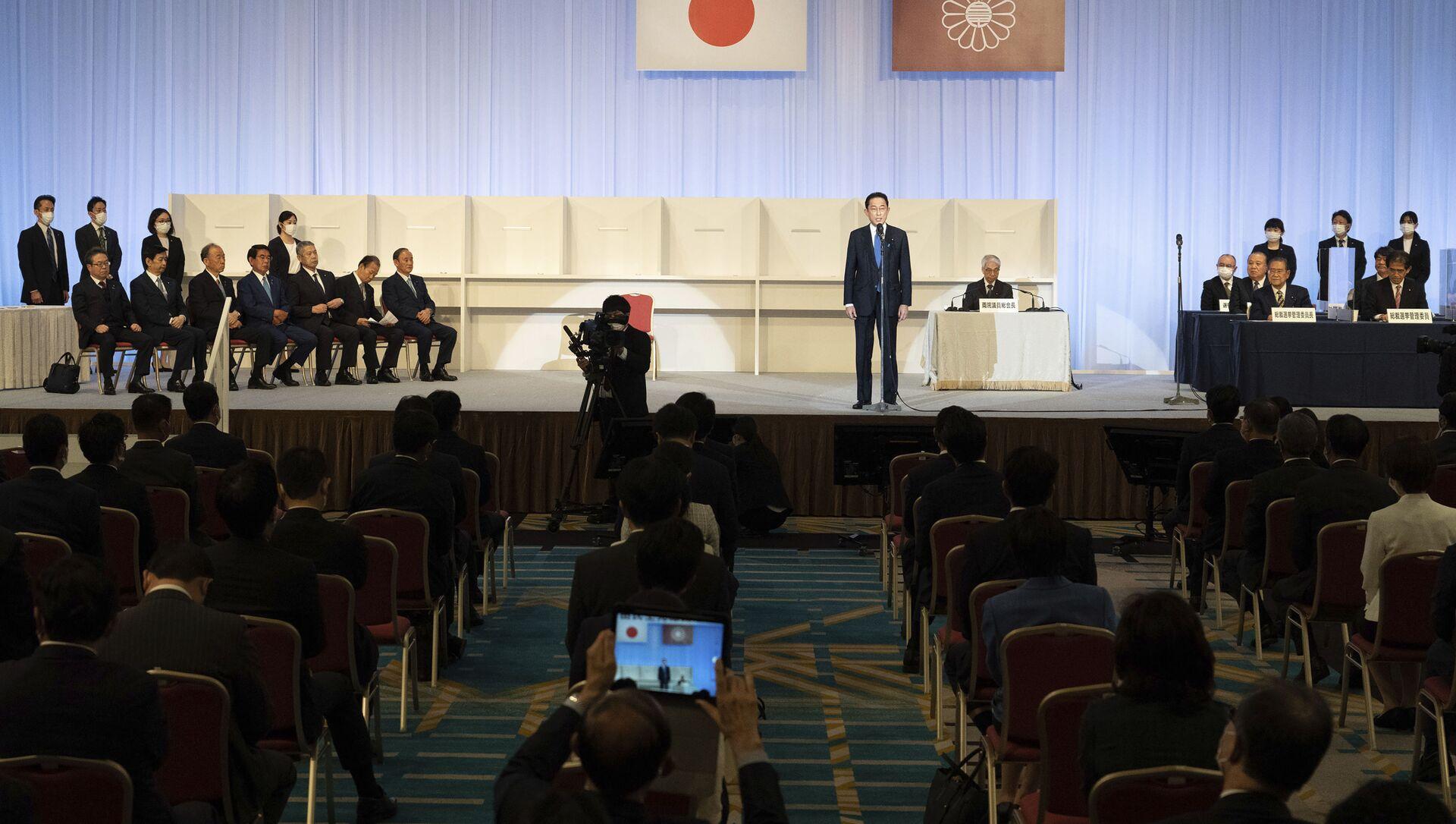 日本の岸田新首相はどのような政策をとるのか?河野氏はなぜ敗れたのか? 日本の専門家が答える - Sputnik 日本, 1920, 29.09.2021