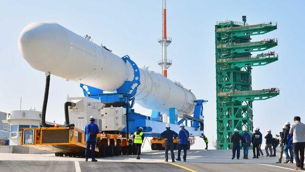 「ヌリ号」宇宙ロケット - Sputnik 日本