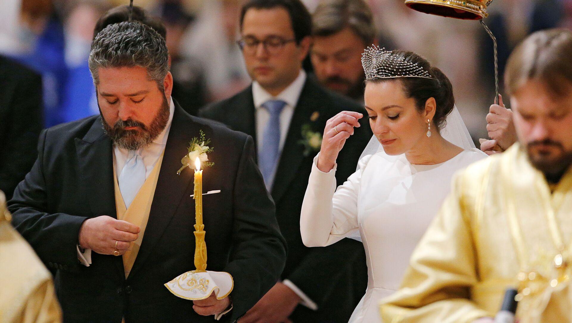 ペテルブルクで120年ぶり ロマノフ家後継者が挙式 - Sputnik 日本, 1920, 01.10.2021