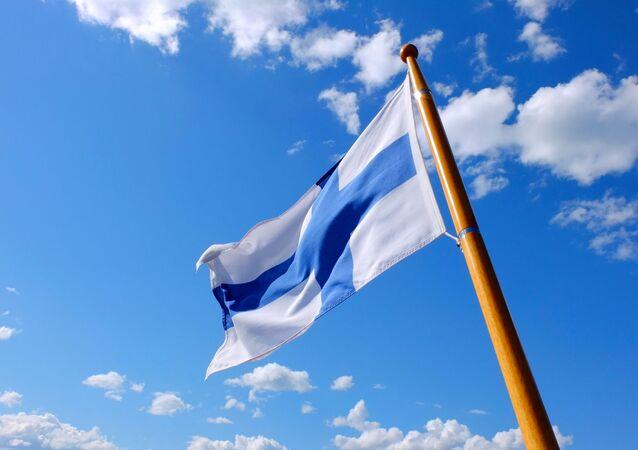 フィンランドの旗