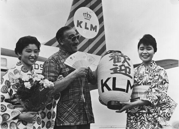 KLMオランダ航空で訪日したオランダのユージシャン、マックス・タイユール氏 - Sputnik 日本