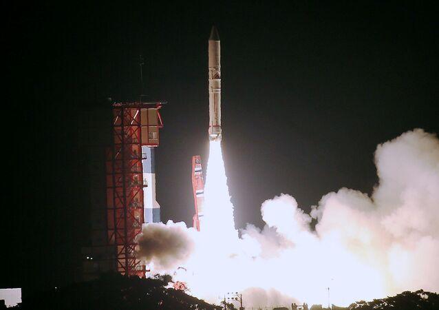 日本 イプシロンロケット5号機の打上げ延期 風が条件満たさず