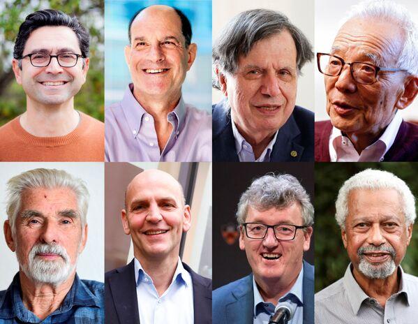 2021年ノーベル賞(医学、化学、物理学、文学)を受賞した8人 - Sputnik 日本