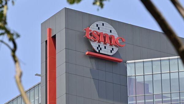 Завод компании TSMC в Тайчжуне - Sputnik 日本