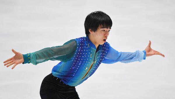 フィギュア北京五輪テスト大会 鍵山選手が1位 日本は男女とも1位、2位を独占 - Sputnik 日本