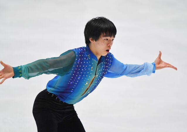 フィギュア北京五輪テスト大会 鍵山選手が1位 日本は男女とも1位、2位を独占