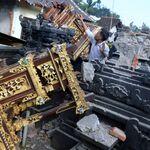 バリ島でM4.8地震 3人死亡