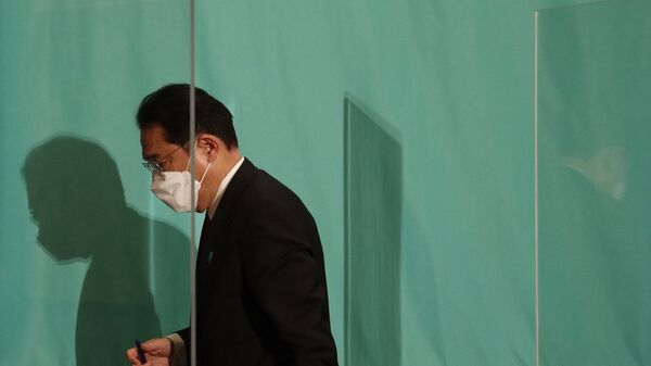 Премьер-министр Японии Фумио Кисида - Sputnik 日本