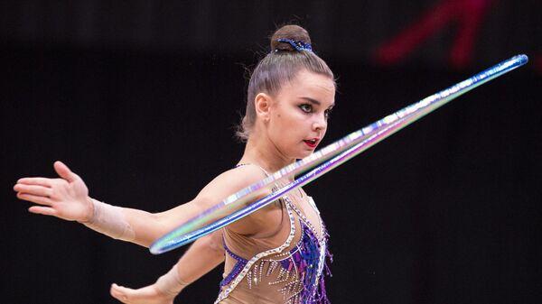 ロシアのジーナ・アベリナ選手 - Sputnik 日本