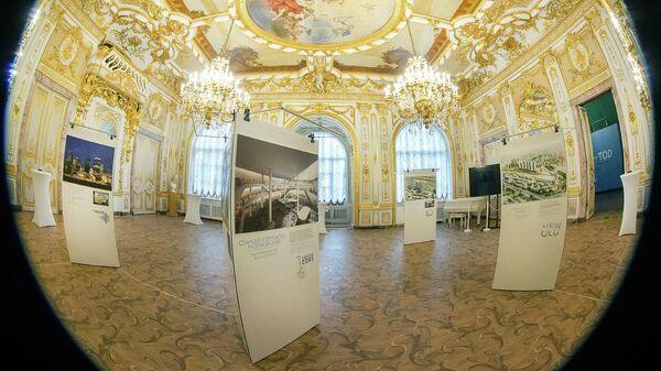 日建設計、サンクトペテルブルクで展覧会 公共交通中心のまちづくりをロシアに紹介 - Sputnik 日本