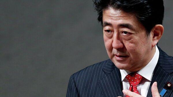 安倍首相 - Sputnik 日本