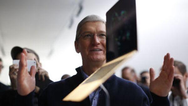 Appleのティム・クックCEO - Sputnik 日本