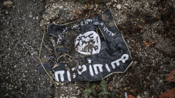 イスラム国の旗 - Sputnik 日本