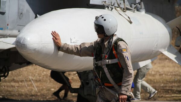 ロシア 25日からシリアでテロリスト殲滅の用意 - Sputnik 日本