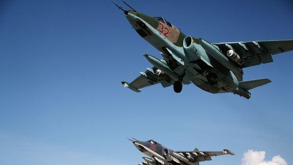 対「イスラム国」シリアにおけるロシア軍事作戦 - Sputnik 日本
