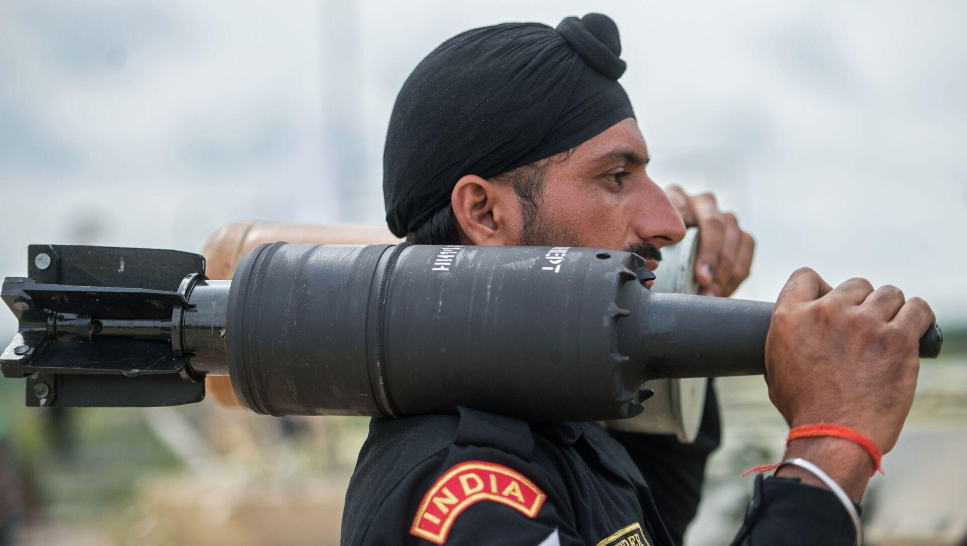 インド ここ数ヶ月間で中国との国境地帯に兵士5万人増員 - Sputnik 日本, 1920, 28.06.2021