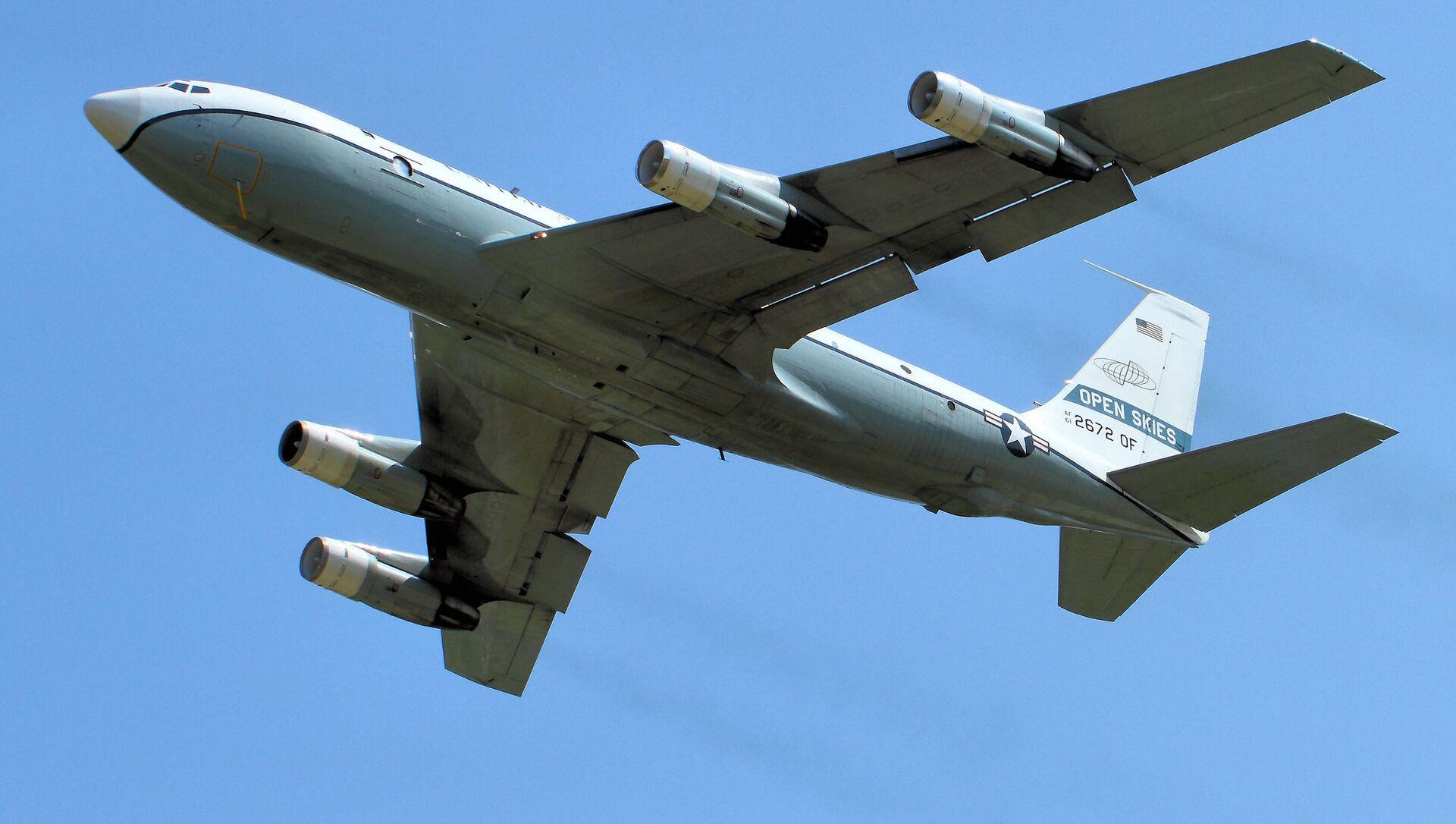 アメリカの偵察機RC-135B - Sputnik 日本, 1920, 19.05.2021