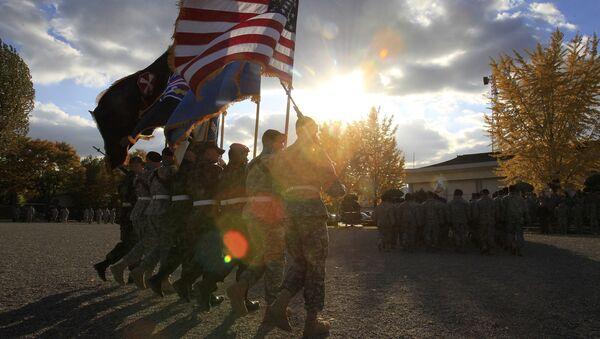 米軍駐留費の負担「韓国がさらに貢献するべき」と米長官 - Sputnik 日本