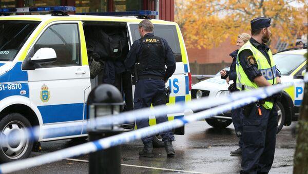 スウェーデン 武装した男が市民を襲撃 8人が負傷 - Sputnik 日本