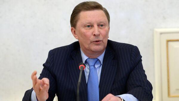 イワノフ大統領府長官:地上戦はあくまでシリア軍が行なわねばならない - Sputnik 日本