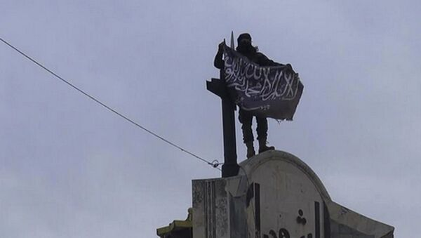 ロシアの空爆から守って! シリアのテロ組織が国連に庇護要請 - Sputnik 日本