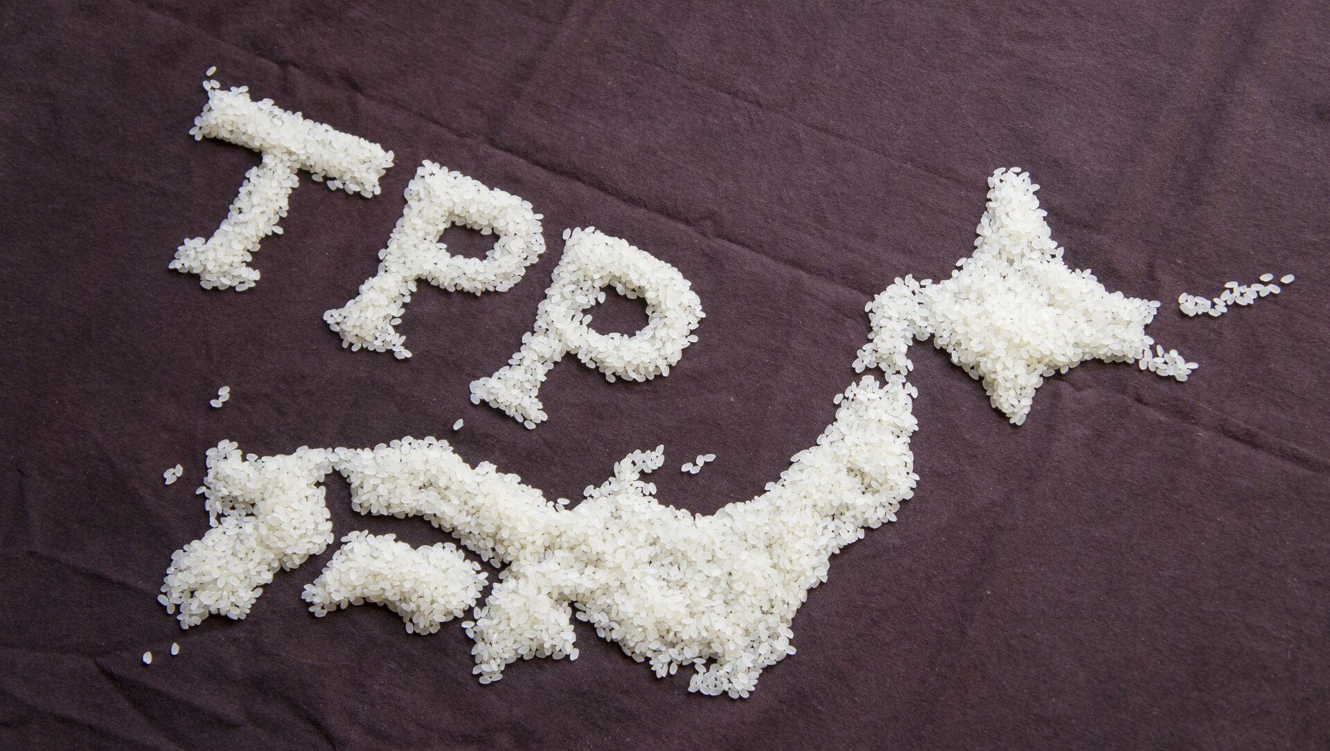 環太平洋連携協定(TPP) - Sputnik 日本, 1920, 24.09.2021