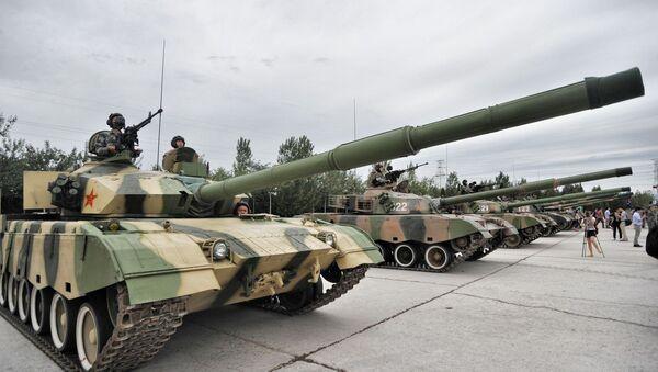 世界の兵器製造 中国がロシアを抜いて2位に - Sputnik 日本