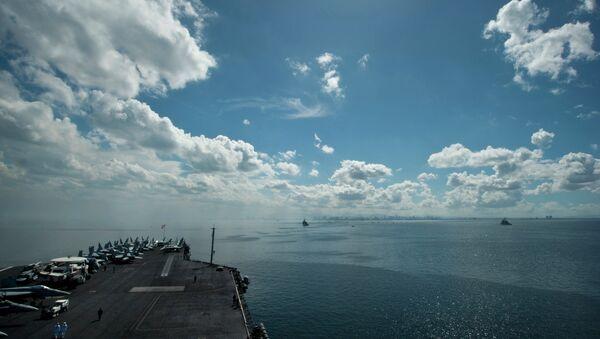韓国海軍、米豪の共同訓練に参加=聯合ニュース - Sputnik 日本